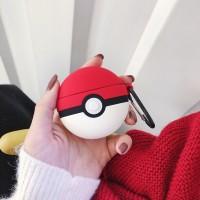 Huawei Freebuds 3 Poke Ball Pokemon Silicone Case Bumper