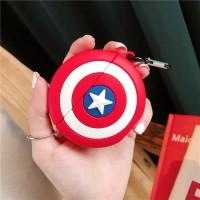 Huawei Freebuds 3 Captain America Silicone Case Bumper