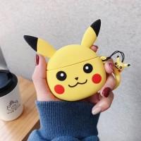 Huawei Freebuds 3 Pikachu Pokemon Silicone Case Bumper