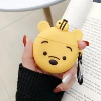 Huawei Freebuds 3 Winnie The Pooh Silicone Case Bumper