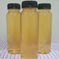 minyak babi 100% murni nett 250ml
