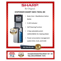 Dispenser sharp SWD-73EHL-BK