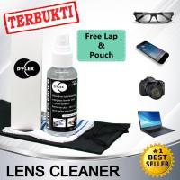 DFLEX D'FLEX Pembersih Kacamata kaca mata Lens Cleaner