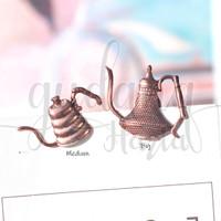 Pin Arabic Kettle Teko Kuni Lucu Bros Unik GH 208259