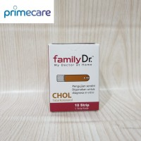 Strip Family DR Kolesterol / Cholesterol / Strip Kolesterol Family DR