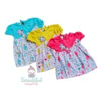 Dress Bayi Perempuan / Rok Bayi / Baju Bayi Perempuan Motif Kelinci