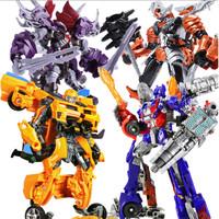 Transformers Deformation Robot Optimus Prime Mainan Robot Anak - Optimus Prime