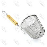 Saringan Mie Kocok Kangkung Pasta Ramen Noodle Strainer Frying Basket