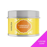 CHAMOMILE LAVENDER   Mini Tin   Haveltea   Floral Green Tea