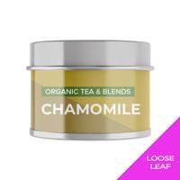 CHAMOMILE   Mini Tin   Cocodeli by Haveltea Organic   Floral Green Tea