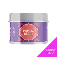 PAPILIO BERRY   Mini Tin   Haveltea   Fruit Tea   Berries Blackcurrant