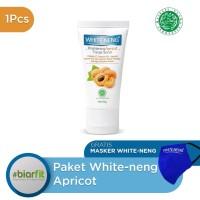 White-Neng Apricot - Feee Masker