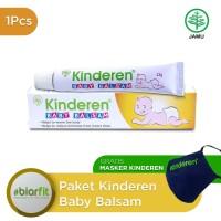 Kinderen Baby Balsam - Free Masker