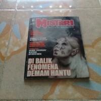 majalah misteri 19 juli 2005
