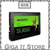 Internal SSD ADATA SU650 - 120GB TLC 2.5 Memory SATA