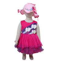 Dress Anak Perempuan Balita /Baju Anak Perempuan Uk 1-2 Thn -tinsley