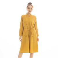 Maliska Knot Dress Beatrice Clothing - Dress Wanita