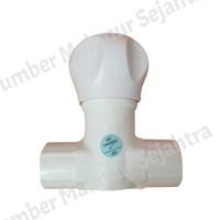 Stop Kran Tanam Jopex / Keran Shower Tanam Polos 1/2 inch SC 05W
