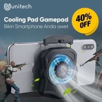 Cooling Pad Gamepad Cooler Pendingin Handphone Fan Holder Gaming