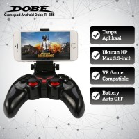 GAMEPAD STICK ANDROID WIRELESS BLUETOOTH DOBE TI 465 FOR ANDROID/PC