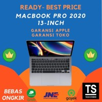 "Macbook Pro 2020 13"" Touch Bar MWP52 MWP82 2.0GHz 4C i5 16GB 1TB"