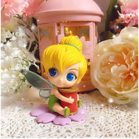 Tinkerbell Qposket Sweetiny Figure Disney Princess