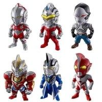 Ultraman New 2019 Netflix Series Action Figure Set 6