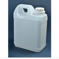 Jirigen Jerigen Jerry can 1 L liter Kotak Pendek Termasuk Segel
