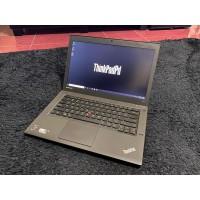Laptop Lenovo Thinkpad T440 Core i7 Ram 8gb SSD 256gb Mulus