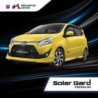 Kaca Film Solar Gard SKKB Premium Black Phantom Toyota Agya