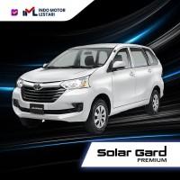 Kaca Film Full Set Solar Gard Premium Black Phantom Toyota Avanza