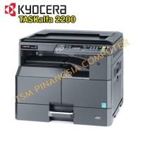 Kyocera Taskalfa 2200 Printer - Mesin Fotocopy - Foto Copy A3