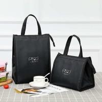 Tas Bekal Lunch Cooler Bag Alumunium Kotak Makan Anak bermotif 005 - Big Size