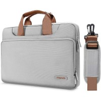 Tas Laptop Mosiso Shoulder Strap Shockproof Size 13 14 inch
