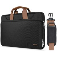 Tas Laptop Selempang Mosiso Shoulder Strap Shockproof 13 14 inch