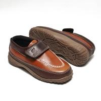 Sepatu Sekolah Anak Kulit Asli 3 sampai 8 Tahun MFK61