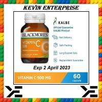 Blackmores Vitamin C 500 mg 60 Tab Kalbe BPOM
