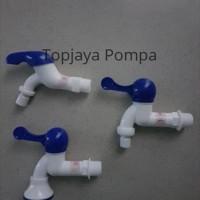 KRAN AIR PLASTIK AWET 3 TIPE ( Harga per 3 bh kran)