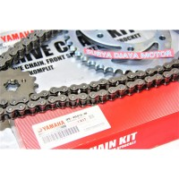 Gear Set Gir Set Chain Sprocket Kit R15 R 15 Old Pertama Ori Original