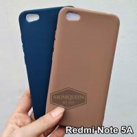 Xiaomi Redmi Note 5A Non Fingerprint CANDY CASE Softcase Babyskin case