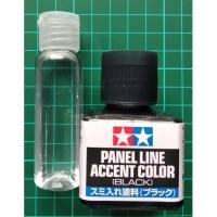 Accent Liner Black + 59garage Cleaner 30ml - Gundam Model kit Tool
