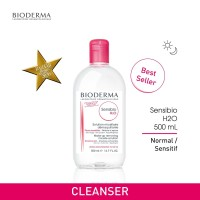 Bioderma Sensibio H2O Micellar Water for Sensitive Skin 500ml