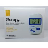 Alat Cek Gula Darah GlucoDR Bio Sensor Tanpa STRIP / Gluco DR