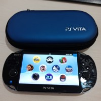 PS Vita Fat Henkaku Fullset Fullgame