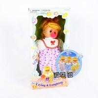 Mainan Anak Pretty Susan Crying Laughing Doll Boneka Menangis Ketawa