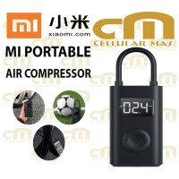 Mi Portable Electric Air Compressor Xiaomi GARANSI RESMI TAM