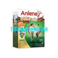 ANLENE SUSU BUBUK GOLD COKELAT BOX 650G