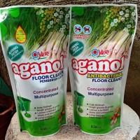 Yuri Aganol pembersih lantai antibakteri 630 ml
