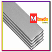 Plat Strip Stainless Steel 300 cm X 0.8 mm X (50-100 mm) ss 201 - Hairline, Lebar 50 mm