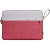 Tas Laptop 14inch Softcase Sleeve Protective Case Bag waterproof - Red